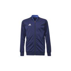 Bluzy chłopięce rozpinane: Bluzy dresowe Dziecko adidas  Bluza Condivo 18