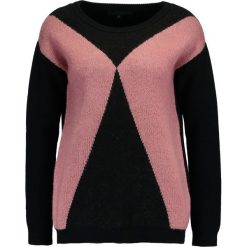 Swetry klasyczne damskie: Soft Rebels ROB  Sweter black