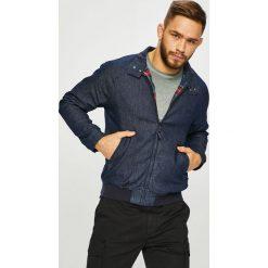 Levi's - Kurtka. Brązowe kurtki męskie przejściowe Levi's®, l, z bawełny. Za 469,90 zł.