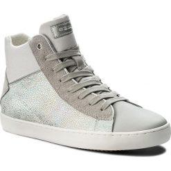 Sneakersy GEOX - J Kilwi G. H J82D5H 007DW C1355 d Lt Grey/Silver. Szare buty sportowe chłopięce Geox, z materiału. Za 349,00 zł.
