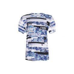 T-shirt Glitch. Niebieskie t-shirty damskie marki Who cares. Za 89,99 zł.