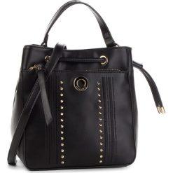 Torebka MONNARI - BAG2350-020 Black. Czarne torebki klasyczne damskie Monnari, ze skóry ekologicznej. W wyprzedaży za 179,00 zł.