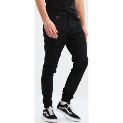 Spodnie męskie: Publish JOGGER Spodnie materiałowe black
