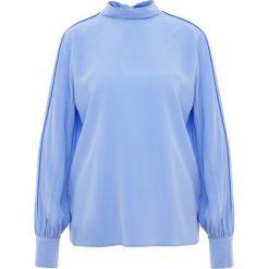 CLOSED HOLI Bluzka cornflower. Niebieskie bluzki damskie CLOSED, l, z jedwabiu. Za 959,00 zł.