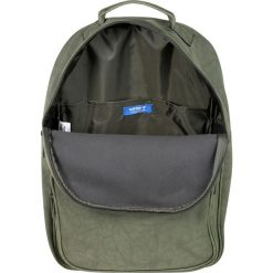 Adidas Originals CLASSIC Plecak dark green. Brązowe plecaki damskie marki adidas Originals, z bawełny. Za 239,00 zł.