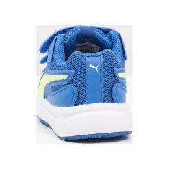 Puma ESCAPER Obuwie do biegania treningowe turkish sea/fizzy yellow. Czerwone buty skate męskie marki Puma, z materiału, na sznurówki. Za 129,00 zł.
