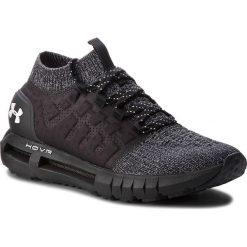Buty UNDER ARMOUR - Ua Hovr Phantom Nc 3020972-008 Blk. Czarne buty do biegania męskie marki Under Armour, z dzianiny. W wyprzedaży za 419,00 zł.
