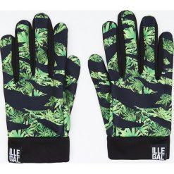 Akcesoria męskie: Rękawiczki - Zielony