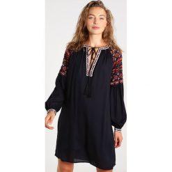 Sukienki hiszpanki: YAS YASPOSSY  Sukienka letnia black