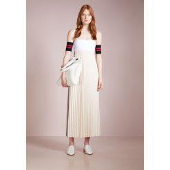 Długie sukienki: MRZ ABITO Długa sukienka offwhite/black