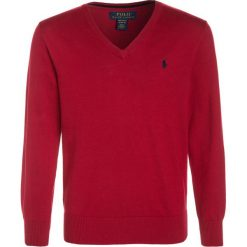 Swetry chłopięce: Polo Ralph Lauren Sweter oxbridge red