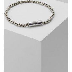 Bransoletki męskie: Tateossian POP SLEEK Bransoletka silvercoloured