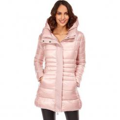 Płaszcz w kolorze jasnoróżowym. Czerwone płaszcze damskie zimowe marki Cropp, l. W wyprzedaży za 272,95 zł.
