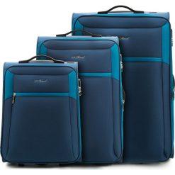 Walizki: V25-3S-23S-99 Zestaw walizek