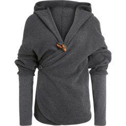 Yogasearcher SUPTA Kurtka z polaru carbon. Szare kurtki damskie Yogasearcher, l, z bawełny. Za 629,00 zł.