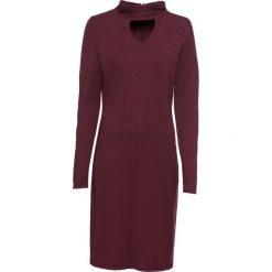 Sukienki: Sukienka bonprix jeżynowy