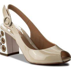 Rzymianki damskie: Sandały BALDININI - 852318P71PZARA2090 Zara Cotone