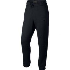 "Kalesony męskie: Spodnie Jordan Wings Fleece Pants ""Black"" (860198-010)"