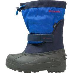 Columbia POWDERBUG PLUS II Śniegowce collegiate navy/chili. Szare buty zimowe damskie marki Columbia, ze skóry ekologicznej. W wyprzedaży za 183,20 zł.