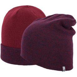 4F Męska Czapka H4Z17 cam010 Bordowy L-X. Czerwone czapki zimowe męskie 4f, z tkaniny, sportowe. W wyprzedaży za 29,00 zł.