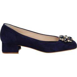 Buty ślubne damskie: Czółenka - N173 CAM COBA