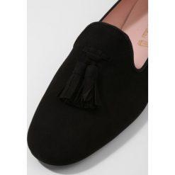 Pretty Ballerinas ANGELIS Półbuty wsuwane black. Czarne półbuty damskie skórzane marki Pretty Ballerinas. W wyprzedaży za 503,40 zł.