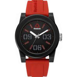 Zegarki damskie: Zegarek kwarcowy w kolorze czerwono-czarnym