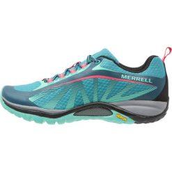 Merrell SIREN EDGE Obuwie hikingowe blue. Niebieskie buty sportowe damskie marki Merrell, z materiału. Za 419,00 zł.