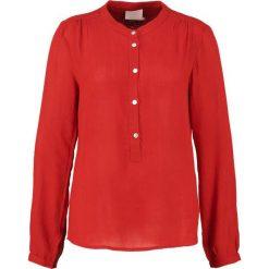 Bluzki asymetryczne: Kaffe KARLA AMBER Bluzka haute red