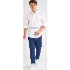 Koszule męskie na spinki: Soulland ASKLUND Koszula off white