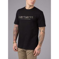 T-shirty męskie: S/S Wip Script T-Shirt Black