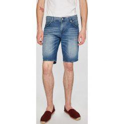 Tom Tailor Denim - Szorty. Szare spodenki jeansowe męskie TOM TAILOR DENIM, casualowe. W wyprzedaży za 139,90 zł.