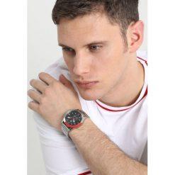 Adidas Timing CYPHER M1 Zegarek silver/black/red. Szare, analogowe zegarki męskie marki Adidas Timing. Za 759,00 zł.