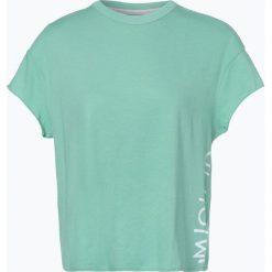 T-shirty damskie: Marc O'Polo Denim – T-shirt damski, zielony
