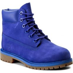 Buty dziecięce: Trapery TIMBERLAND – 6 In Premium Wp Boot A1MM5 Royal Blue