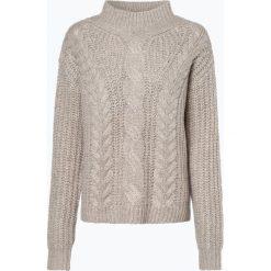 Opus - Sweter damski, beżowy. Brązowe swetry klasyczne damskie Opus, z dzianiny. Za 449,95 zł.