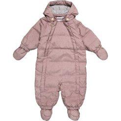 Odzież niemowlęca: Wheat BABY SUIT Kombinezon zimowy dusty rouge