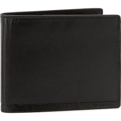 Duży Portfel Męski VALENTINI - 169-137 Black. Czarne portfele męskie marki Valentini, ze skóry. W wyprzedaży za 149,00 zł.