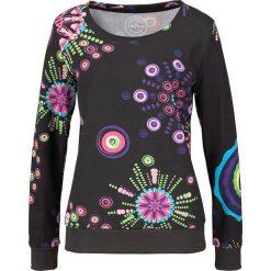 Bluzy damskie: Bluza z nadrukiem bonprix czarny z nadrukiem