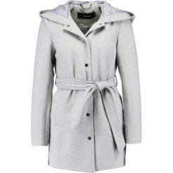 Płaszcze damskie: Vero Moda Petite VMELENA RICH  Krótki płaszcz light grey melange