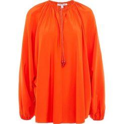 Elizabeth and James CHANCE Bluzka tangerine. Czerwone bluzki damskie Elizabeth and James, z jedwabiu. W wyprzedaży za 527,70 zł.