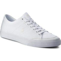 Tenisówki POLO RALPH LAUREN - Sherwin 816713485002 White. Szare tenisówki męskie marki Polo Ralph Lauren, z bawełny. Za 349,90 zł.