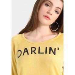 Bluzy rozpinane damskie: Sundry DARLIN Bluza vintage mustard