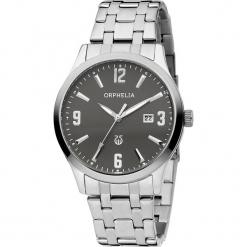 Zegarek kwarcowy w kolorze srebrno-szarym. Szare, analogowe zegarki męskie Esprit Watches, ze stali. W wyprzedaży za 204,95 zł.