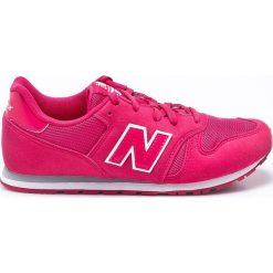 Buty sportowe dziewczęce: New Balance – Buty dziecięce KJ373NKY