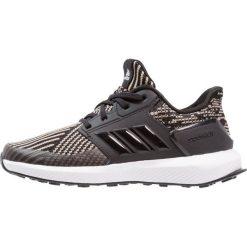 Adidas Performance RAPIDARUN Obuwie do biegania treningowe core black/footwear white. Brązowe buty do biegania damskie marki adidas Performance, z gumy. Za 249,00 zł.