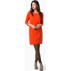 Marc O'Polo - Sukienka damska, pomarańczowy. Brązowe sukienki marki Marc O'Polo, z dżerseju, polo, proste. Za 529,95 zł.