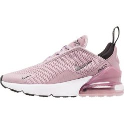 Nike Sportswear AIR MAX 270 Tenisówki i Trampki elemental rose/black/white. Czerwone buty sportowe dziewczęce Nike Sportswear, z materiału. Za 379,00 zł.
