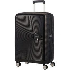 American Tourister Walizka Soundbox 67, Black. Czarne walizki American Tourister. W wyprzedaży za 549,00 zł.