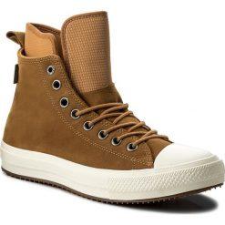 Trampki CONVERSE - Ctas Wp Boot Hi 157461C Raw Sugar/Egret/Gum. Brązowe trampki męskie Converse, z gumy. W wyprzedaży za 329,00 zł.